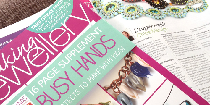 Making Jewellery Issue 78