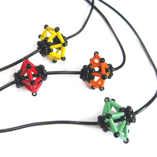 Japanese Lantern Beads pattern