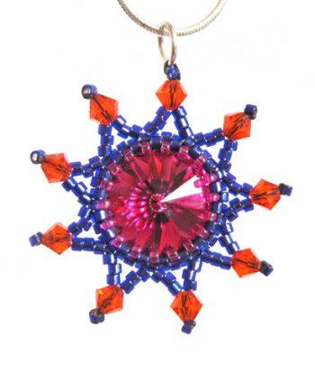 Starburst Pendant pattern