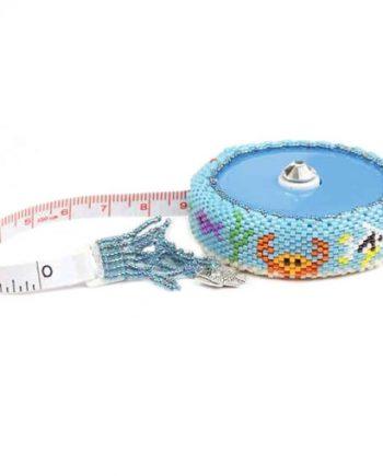 Beaded Tape Measure