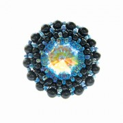 Crystal Galaxy ring workshop