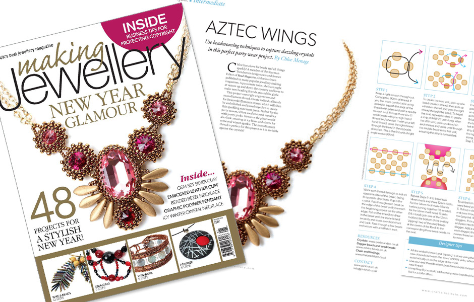 Making Jewellery Issue 75