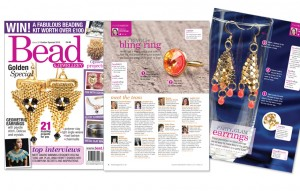 Bead magazine Issue 50