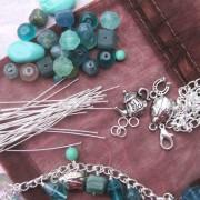 Charm bracelet kit components