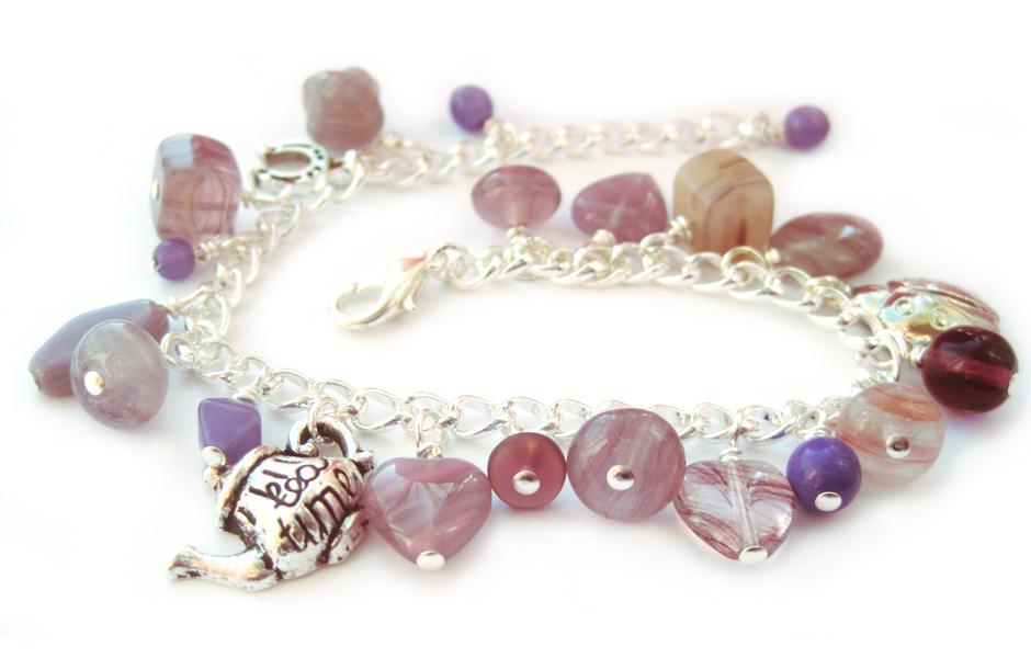 Charm Bracelet workshop