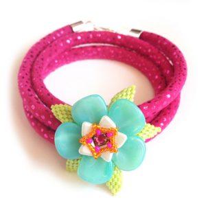 Aloha Petals bracelet