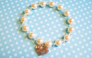 Bridesmaids' bracelets