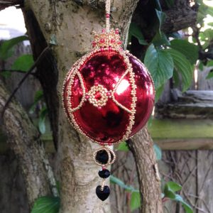 Coronet Bauble workshop