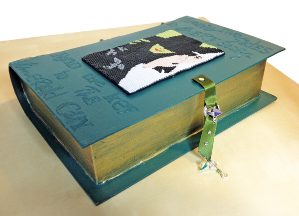 Grimmerie jewellery box