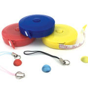 Design your own beaded tape measure kit