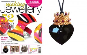 Making Jewellery Issue 80 - Queensberry Treasure