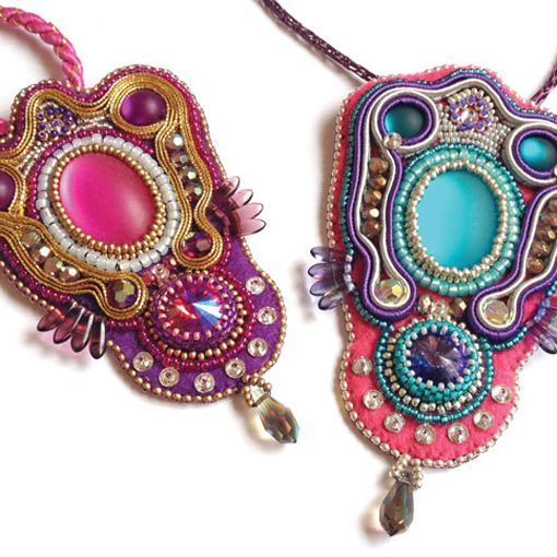 Sari Pendant Workshop