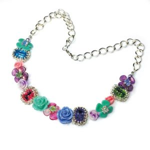 Crystal Garden collar