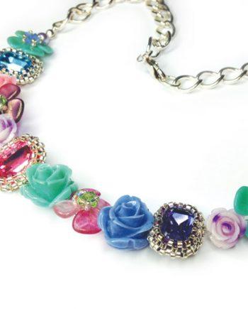 Crystal Garden Necklace pattern