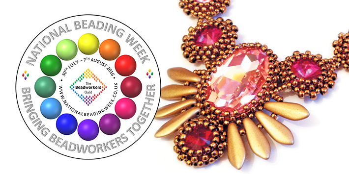National Beading Week takeovers
