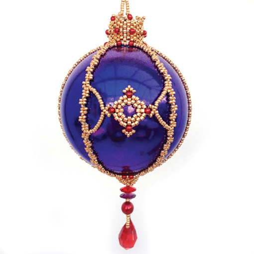 Coronet Bauble pattern