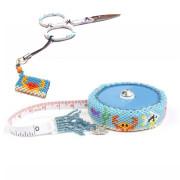 Sea Measure Beaded Tape Measure Kit
