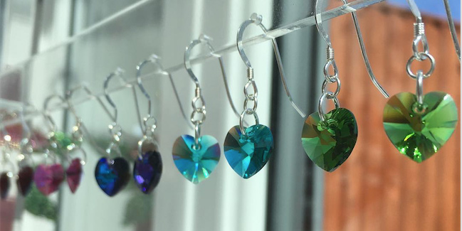 heart-earrings