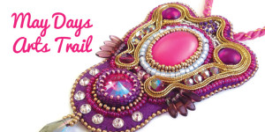 May Days Arts Trail - Hayling Island- Pinkhot Jewellery