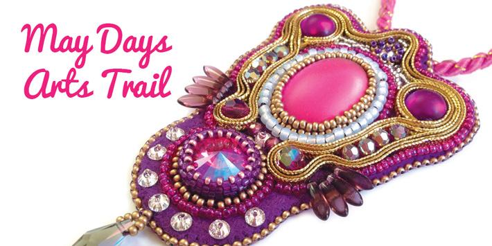 May Days Arts Trail - Hayling Island- Pinkhot Jewellery