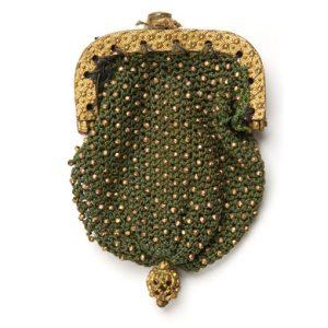 Jane Austen's beaded purse