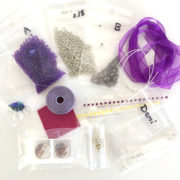 Celestial Armilla Materials Pack - Purple/Silver