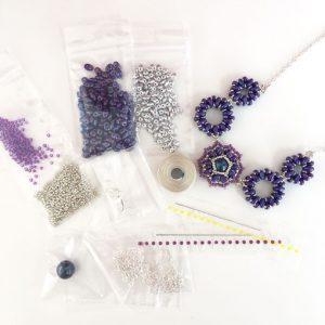 Kajagoogoo Kit Ingredients Punchy Purple