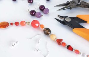 Beginners Jewellery Making with Chloe Menage