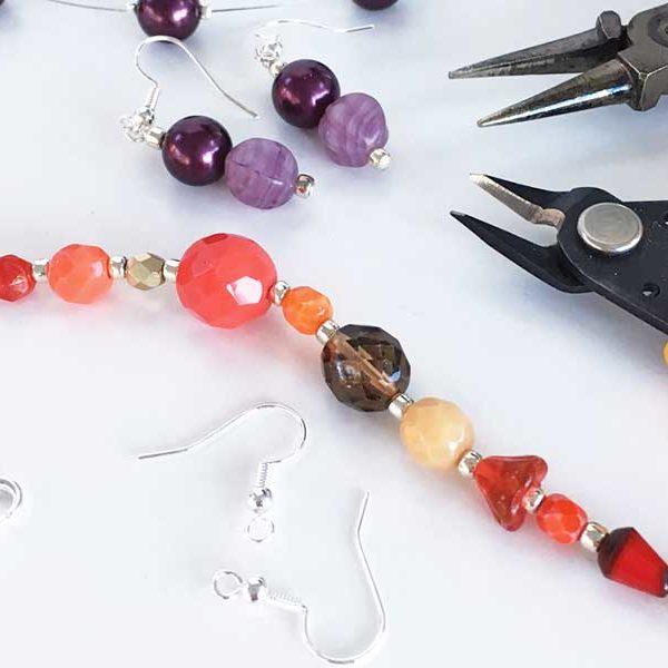 Beginners Jewellery Making with Chloe Menage