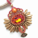 Khepri beading workshop with Chloe Menage -