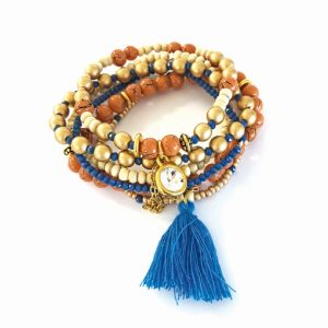 Boho Stacker Bracelets workshop with Chloe Menage at Gallery No 30