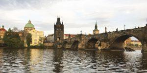 St Charles Bridge - Czech Bead Tours