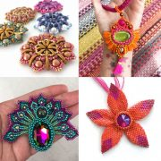 Be Bold with Colour with Chloe Menage and the Beadworkers Guild